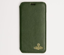 Iphone 8/7 Wallet Case Green