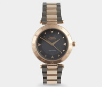 Montagu Watch Gunmetal/Rose
