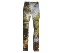 Peppe Trousers Paradise Green