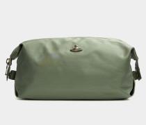 Parachute Wash Bag Khaki Green