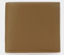 Tokyo Slim Billfold With Coin Pocket Brown