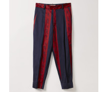 Dave Trousers Blue/Red