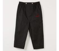 Pyjama Shorts Black