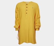 Oya Tunic Saffron Yellow