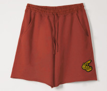 Action Man Shorts Red