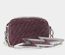 Velvet Coventry Camera Bag Pink