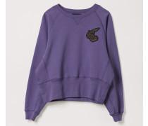 Athletic Sweatshirt Lilac
