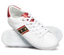 Edle Priya Low Pro Sneaker weiß