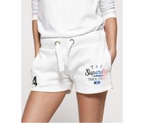 Track & Field Lite Shorts weiß