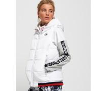 Sportswear Snorkel Weste weiß
