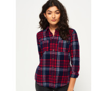 Lumberjack Hemd rot