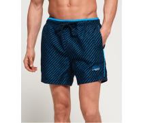Beach Volley Badeshorts marineblau