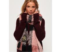 Super Orkney Schal pink