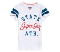 Varsity State T-Shirt weiß