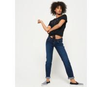 Imogen Slim Jeans dunkelblau
