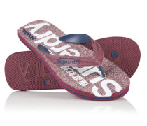 Scuba Flip Flops rot