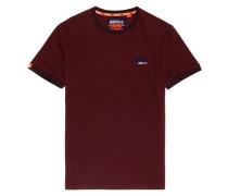 Cali Ringer T-Shirt lila