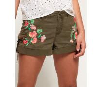Tencel™ Rookie Shorts grün