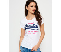 Shirt Shop T-Shirt weiß