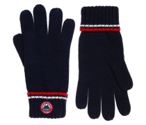 Oslo Racer Handschuhe marineblau