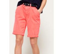 International City Shorts koralle
