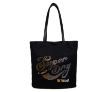 Shopper Tasche schwarz