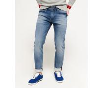 Jogger Jeans blau