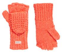 Fingerlose Clarrie Handschuhe mit Ziernaht