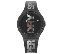 Urban Sport Armbanduhr schwarz