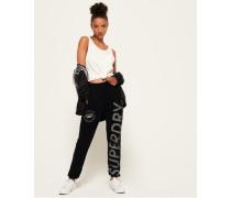 Ace Sport Jogginghose schwarz