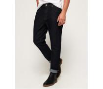 Conor Jeans mit konischem Beinschnitt blau