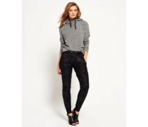 Luxe Fashion Jogginghose schwarz