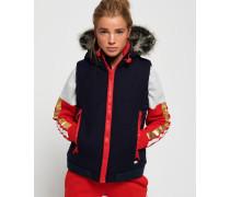 Sportswear Weste marineblau