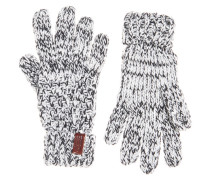 Damen Nebraska Handschuhe schwarz