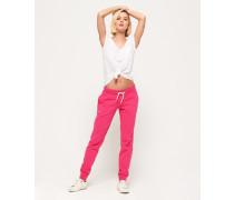 Orange Label Slim Jogginghose pink