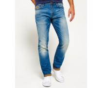 Corporal Slim Jeans blau