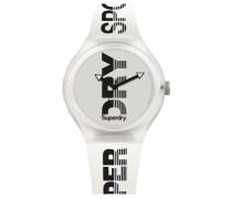 Urban Sport Armbanduhr weiß