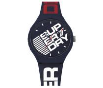 Urban Street Armbanduhr marineblau