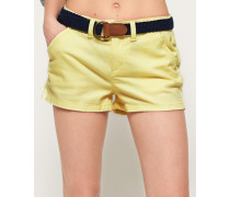 International Hot Shorts gelb