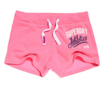 Track & Field Shorts pink