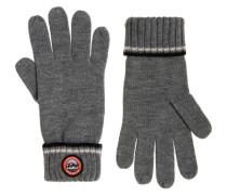 Oslo Racer Handschuhe grau