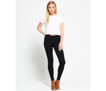 Evie Jegging Jeans schwarz