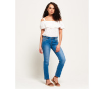Imogen Slim Jeans blau