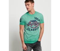 High Flyers Slub T-Shirt grün