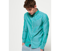 Pinpoint Oxfordhemd grün