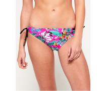 Electro Tropic Bikinihöschen zum Binden pink