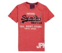 Shirt Shop Duo T-Shirt rot