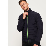 International Steppjacke marineblau