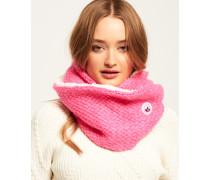 Clarrie Stitch Schlauchschal pink