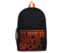 Sport Rucksack schwarz